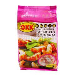 OKK Vegetarian Medium Prawn