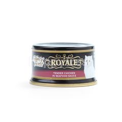 Purina Fancy Feast Royale Tender Chicken In Seafood Sauce