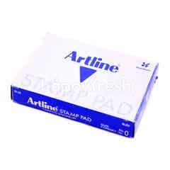 Artline Stamp Pad (Blue Colour)
