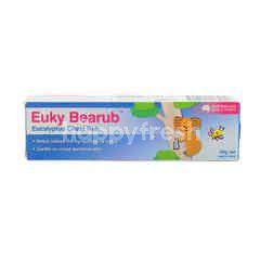 EUKY BEARUB Eucalyptus Chest Rub