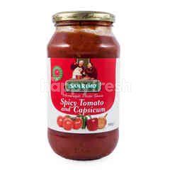 San Remo Spicy Tomato and Capsicum Pasta Sauce