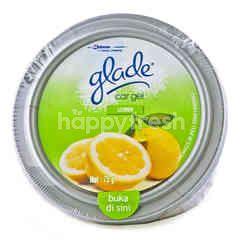 Glade Car Gel Lemon