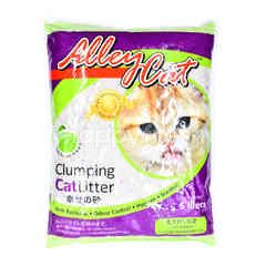 ALLEY CAT Clumping Cat Litter - Apple Flavour