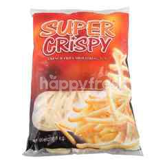 Super Crispy French Fries Shoestring