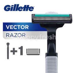 Gillette Vector Shaving Razor