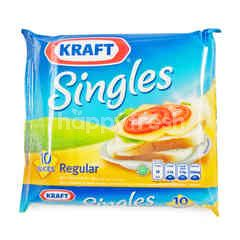 Kraft Singles Regular Cheese
