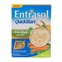Entrasol Quick Start Vanila Veggie with Oat