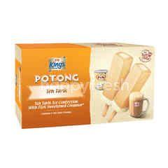 King's Potong Teh Tarik Falvoured Ice Cream (6 Pieces)