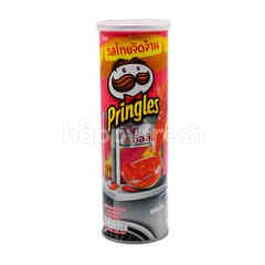 Pringles Potato Crisps (Sweet Chilli)