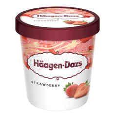 Haagen-Dazs Strawbery Ice Cream