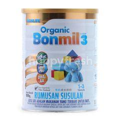 Bonlife Organic Bonmil Step 3 Formulated Milk Powder