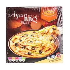 Tricious BBQ Chicken Pizza