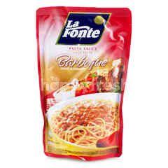 La Fonte Barbecue Pasta Sauce