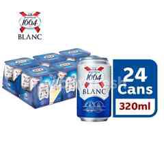 1664 Blanc Beer Can (320ml x 6 x 4)