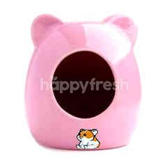Trustie Small Animal Home (Pink)