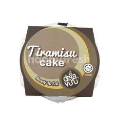 DEJA VUU Tiramisu Cake