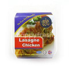 Deja Vuu Lasagna Chicken