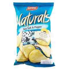 LORENZ Naturals Potato Chips Sea Salt and Peper