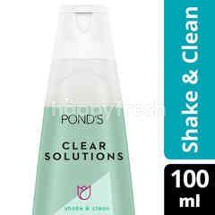 Pond's Solusi Pembersih Shake & Clean