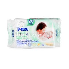 D-Nee Baby Butt Wipes