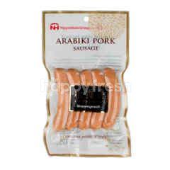Nippon Ham Arabiki Pork Sausage