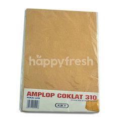 Kiky Amplop Coklat 25x35cm