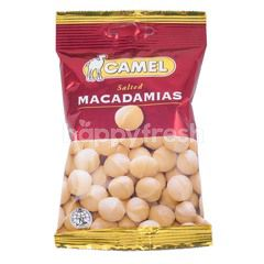 Camel Salted Macadamias