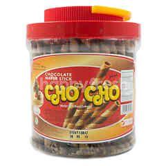 Cho Cho Chocolate Wafer Roll Stick