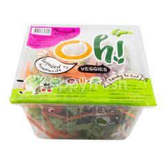 Oh! Veggies Organic Thousand Island Salad