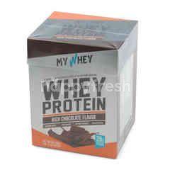 มาย เวย์ เวย์โปรตีน รสช็อกโกแลต 49 กรัม X 10 ซอง