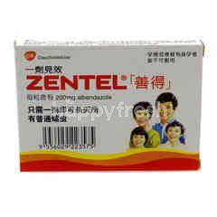 Zentel Tablets