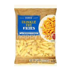 Tesco Crinkle Cut Fries