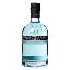 The London No 1 Gin Biru Original