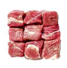 วิคตอเรียน เนื้อแกะออสเตรเลียหั่นเต๋า แช่แข็ง