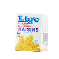 LIGO CALIFORNIA Golden Seedless Raisins