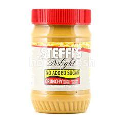 Steffi's Delight Crunchy Peanut Butter