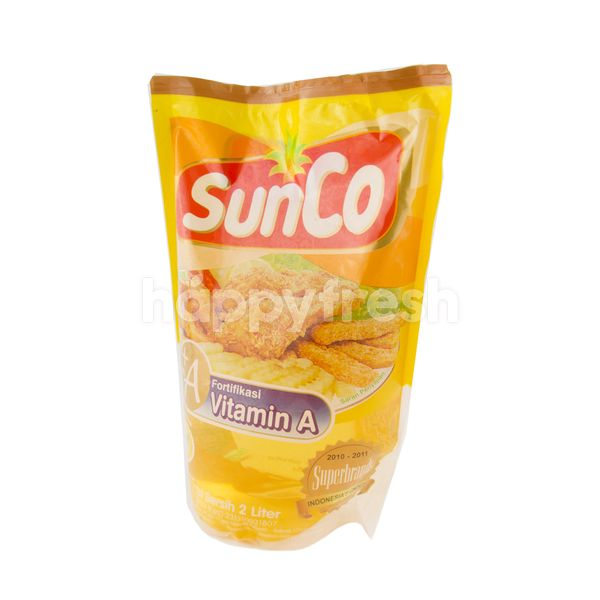 Sunco Palm Cooking Oil Fortification Vitamin A