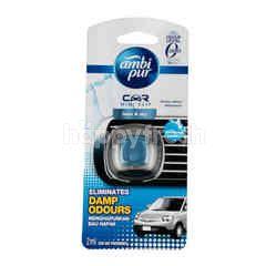 Ambi Pur Car Mini Clip Air Freshener Musty Odour Eliminator