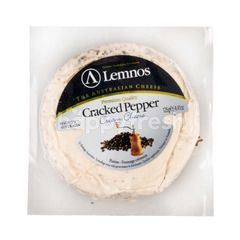 Lemnos Cracked Pepper Cream Cheese