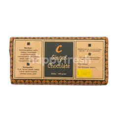 Waroeng Coklat Ginger Chocolate Bar