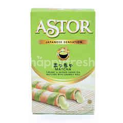 Astor Stik Wafer Matcha Sensasi Jepang