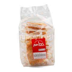เอ็มบีเอ ขนมปังหน้าพริกไทยดำอบกรอบ