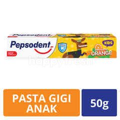 Pepsodent Kids Pasta Gigi Awesome Orange