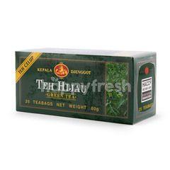 Kepala Djenggot Green Tea