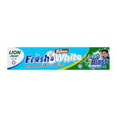 Lion Japan Fresh & White Fresh Blast Xtra Fresh Gel With Xylitol