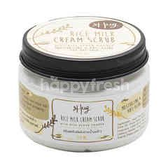 Hug Rice Milk Cream Scrub