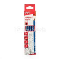 Deli Graphite Pencil U599