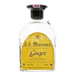 Massenez Eau de Vie Rare Ginger