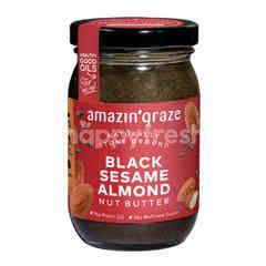 Amazin' Graze Black Sesame Almond Butter