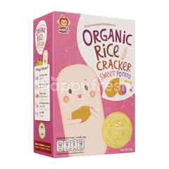 APPLE MONKEY Organic Rice Cracker - Sweet Potato (30g)